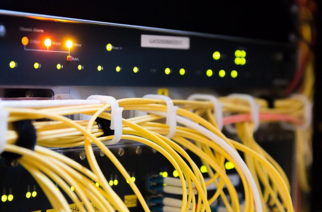Organización y securización de sistemas para empresas