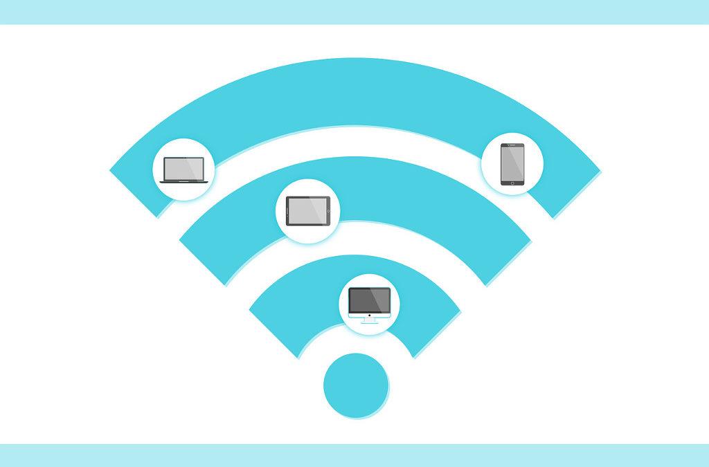 WiFi para invitados compartida y segura Hotspot