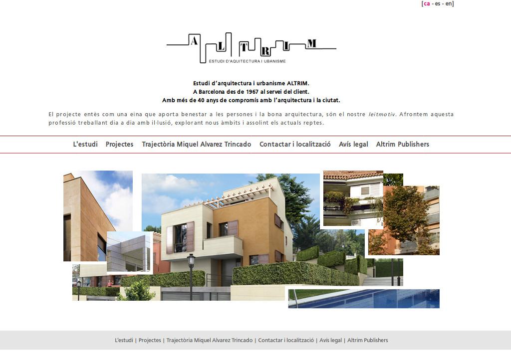 alvareztrincado arquitectura urbanisme