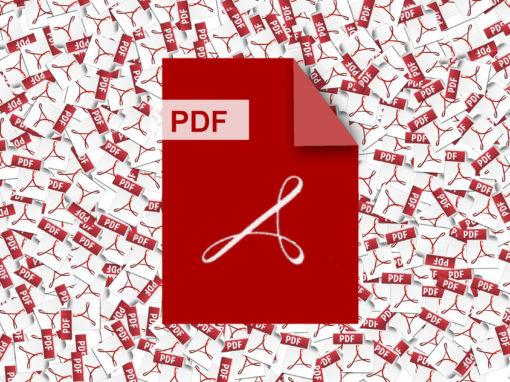 Creació i generació de pdfs amb continguts dinàmics