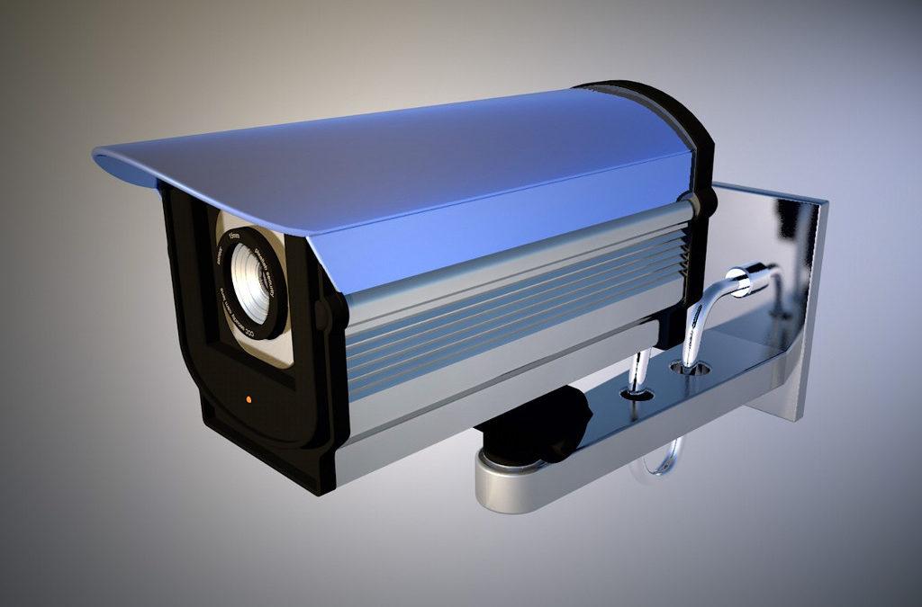 Cámaras de video vigiláncia y seguridad informáticas